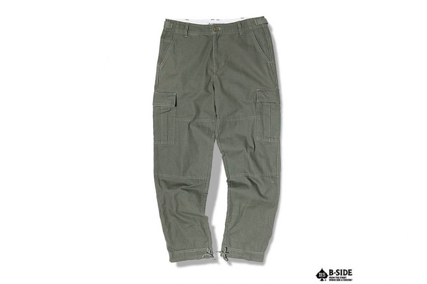 B-SIDE 16 AW Type-B ARMY Trousers (3)