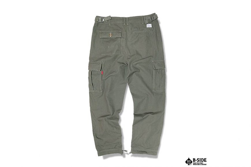 B-SIDE 16 AW Type-B ARMY Trousers (4)