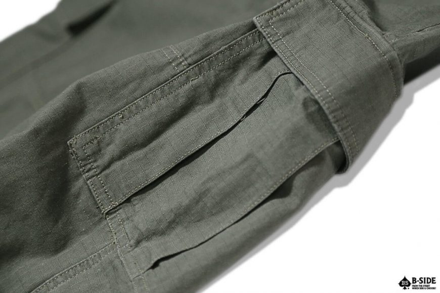 B-SIDE 16 AW Type-B ARMY Trousers (7)