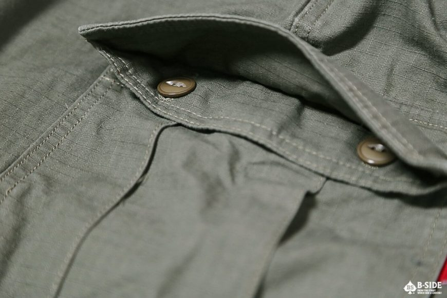 B-SIDE 16 AW Type-B ARMY Trousers (8)