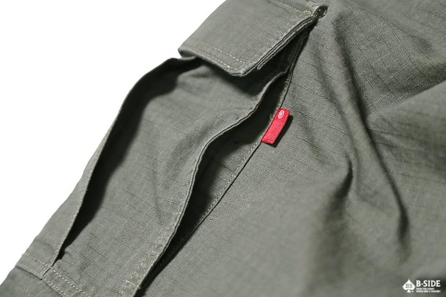 B-SIDE 16 AW Type-B ARMY Trousers (9)