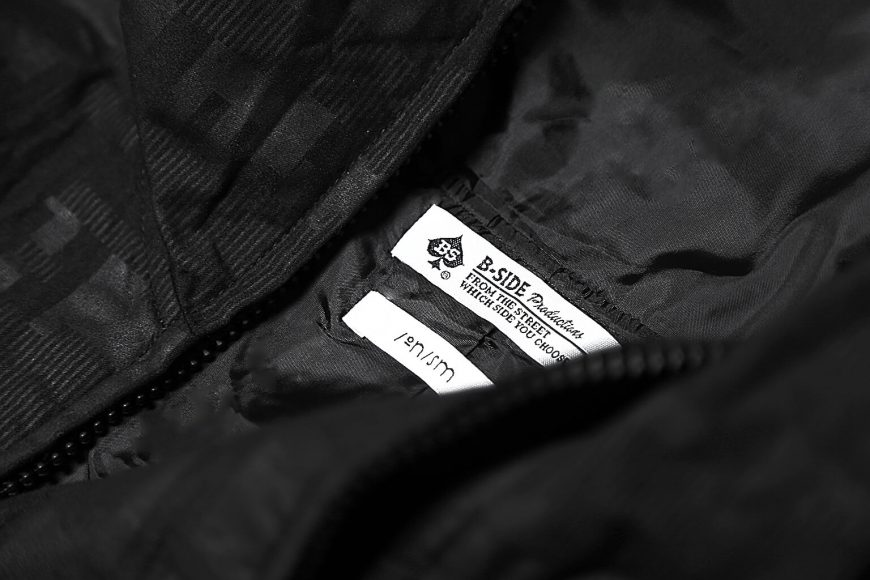 B-Side 16 AW BS x Ion Oversize M65 Parka (7)
