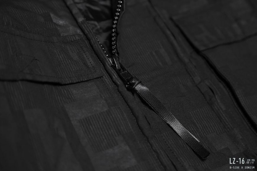 B-Side 16 AW BS x Ion Oversize M65 Parka (8)