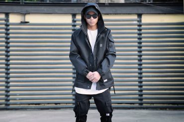 B-Side 16 AW Baws Wind Breaker Jkt (1)