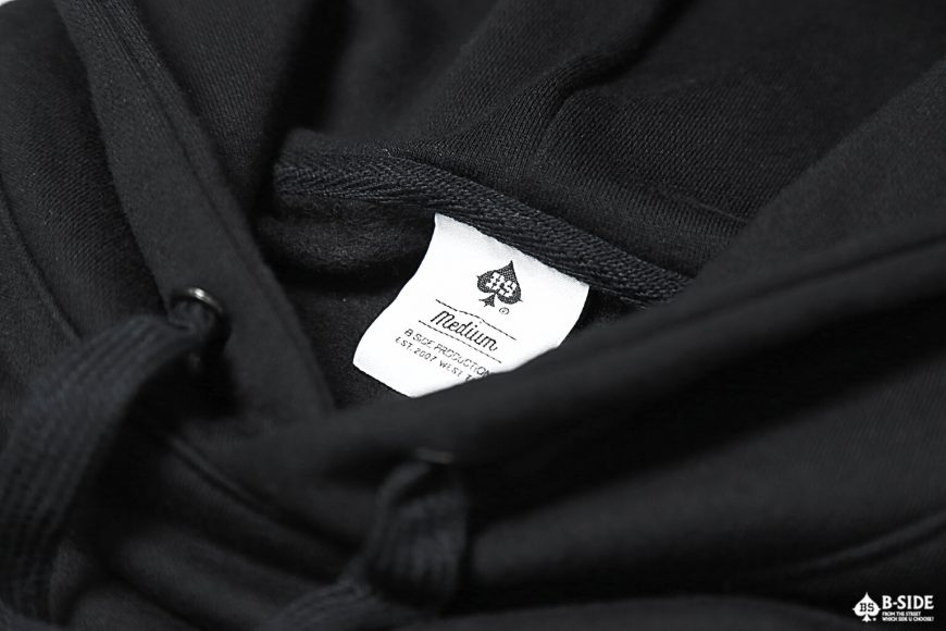 B-Side 16 AW Fearless Hooded (11)