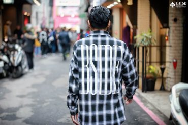 B-Side 16 AW Plaid Shirt (1)