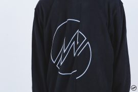 Mania 16 AW Big Lighting Sweatshirt (2)