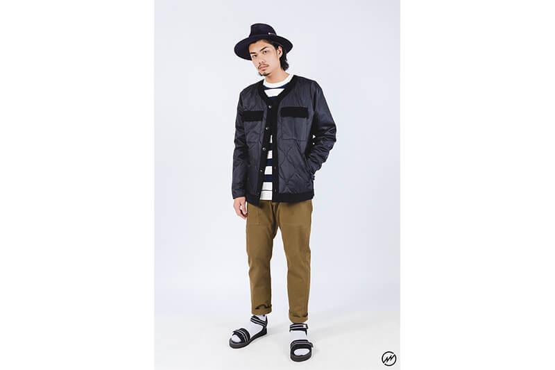 Mania 16 AW Pocket Liner Jacket (1)