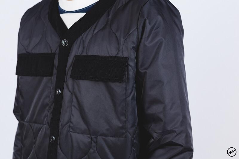 Mania 16 AW Pocket Liner Jacket (3)