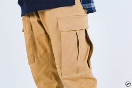 Mania 16 AW Pocket Work Pants (3)