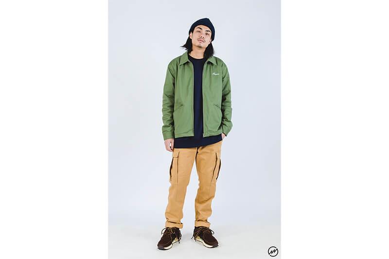 Mania 16 AW Work Jacket (1)