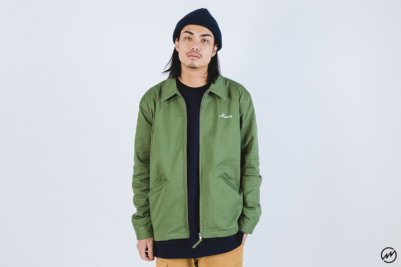 Mania 16 AW Work Jacket (2)