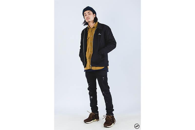 Mania 16 AW Work Jacket (5)