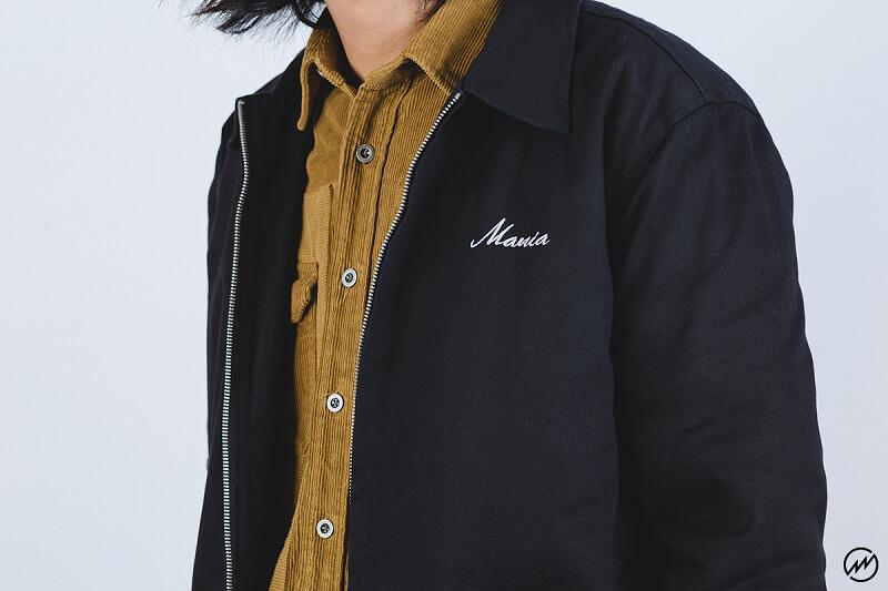 Mania 16 AW Work Jacket (7)
