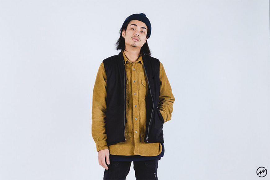 Mania 16 AW Work Vest (3)