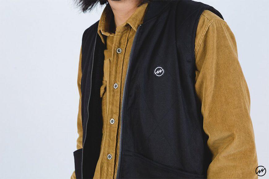 Mania 16 AW Work Vest (4)