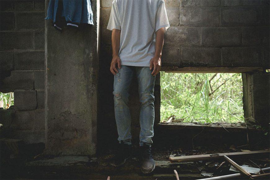NextMobRiot 16 FW Skinny Elasticty Torn Jeans (2)