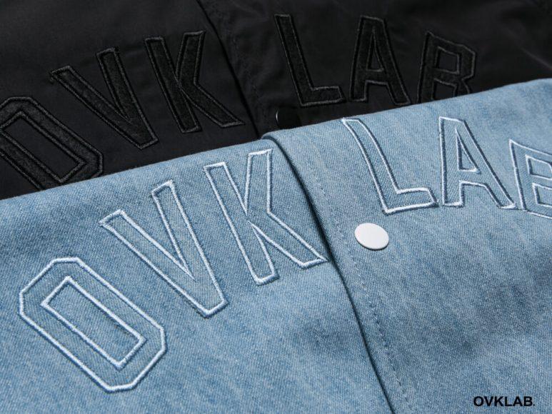 OVKLAB 16 AW Basic Baseball Jacket (10)