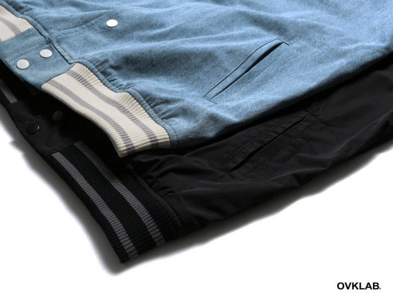 OVKLAB 16 AW Basic Baseball Jacket (11)