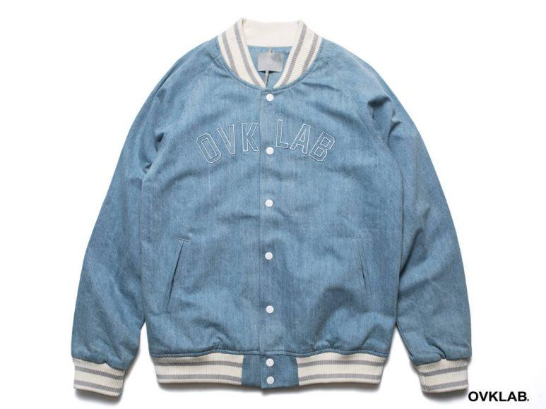OVKLAB 16 AW Basic Baseball Jacket (8)