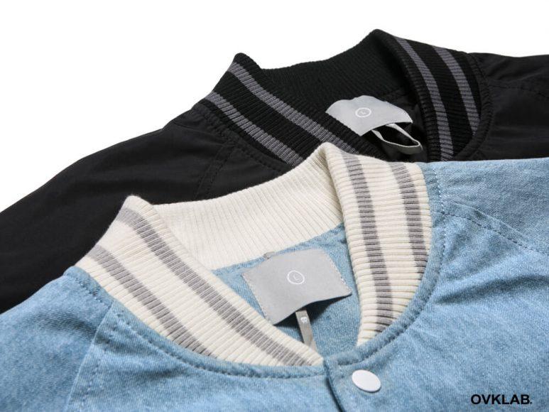 OVKLAB 16 AW Basic Baseball Jacket (9)