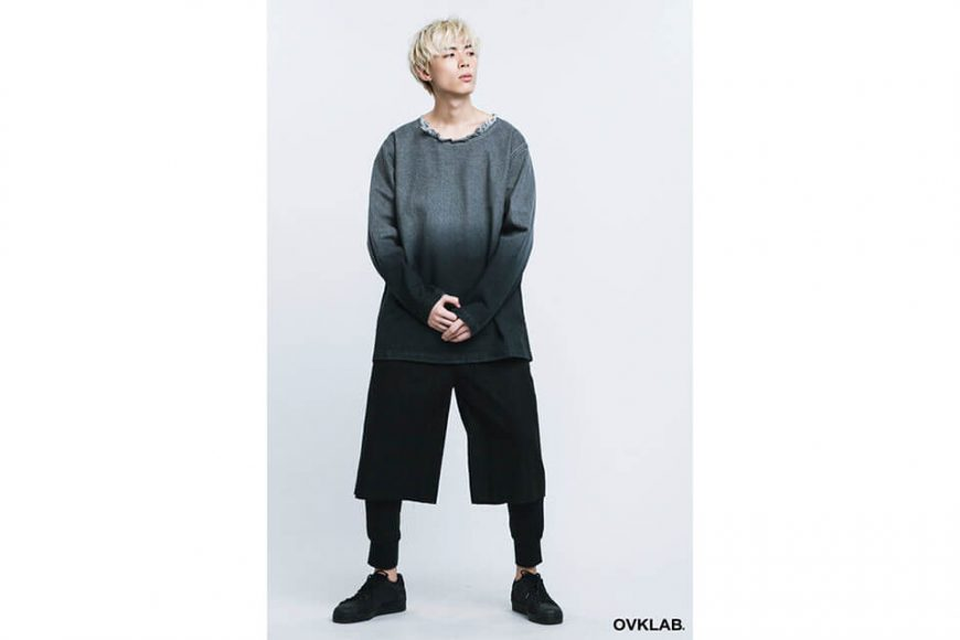 OVKLAB 16 AW Denim Pullover Shirt (1)