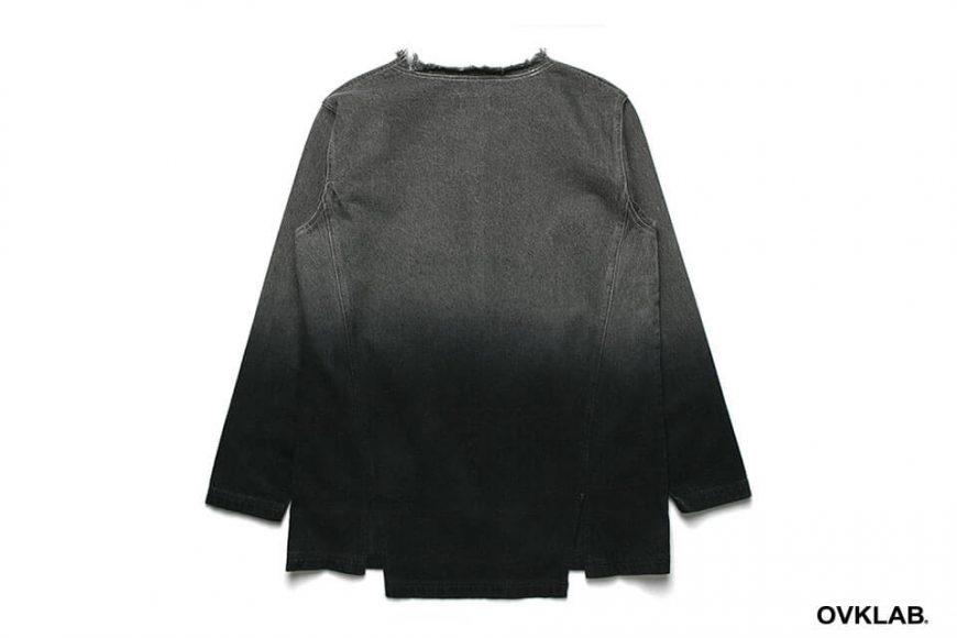OVKLAB 16 AW Denim Pullover Shirt (10)