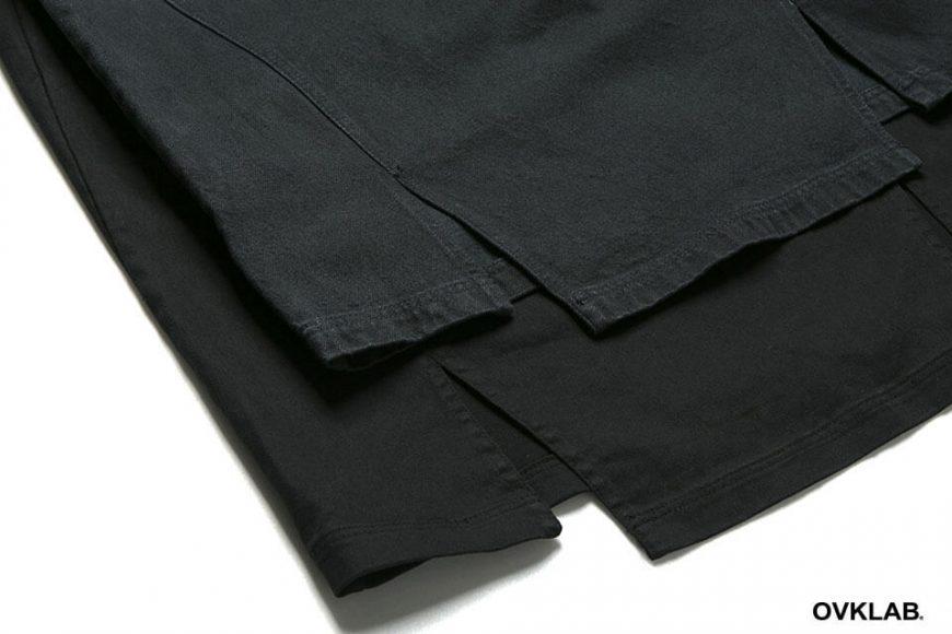 OVKLAB 16 AW Denim Pullover Shirt (13)