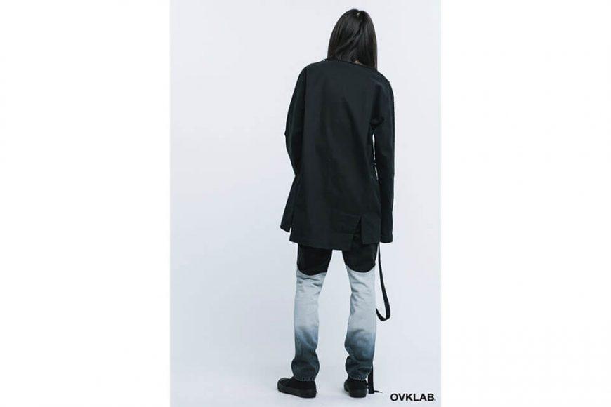 OVKLAB 16 AW Denim Pullover Shirt (4)