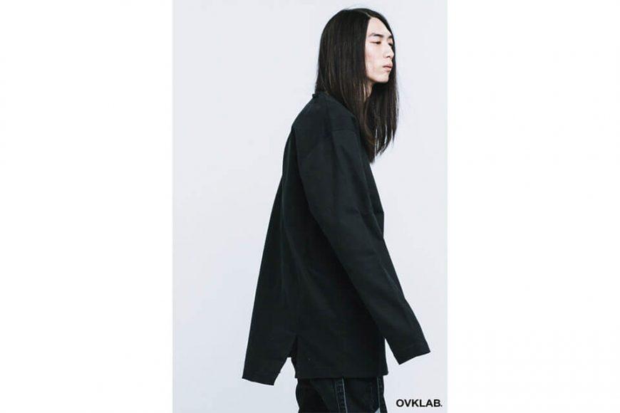 OVKLAB 16 AW Denim Pullover Shirt (6)