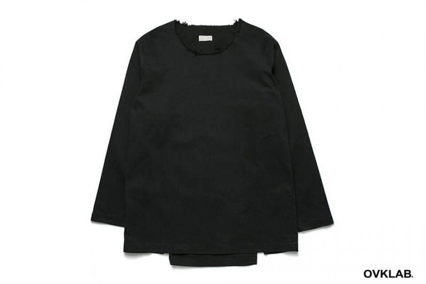 OVKLAB 16 AW Denim Pullover Shirt (7)