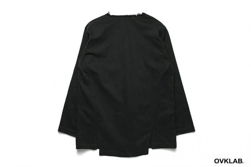 OVKLAB 16 AW Denim Pullover Shirt (8)