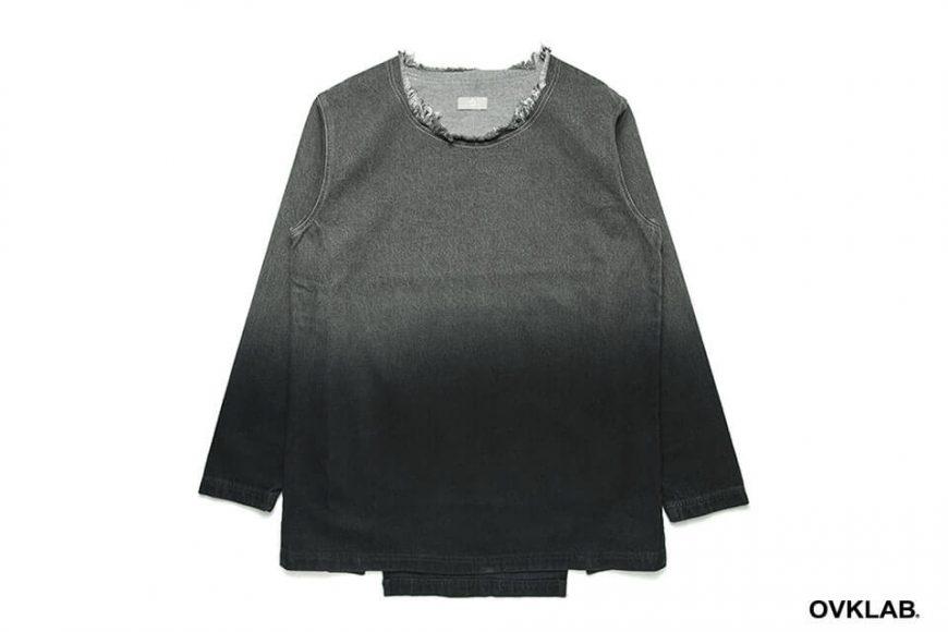 OVKLAB 16 AW Denim Pullover Shirt (9)