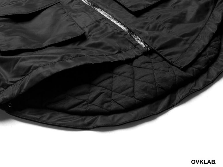 OVKLAB 16 AW Hooded Down Jacket (11)