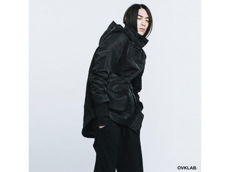 OVKLAB 16 AW Hooded Down Jacket (2)