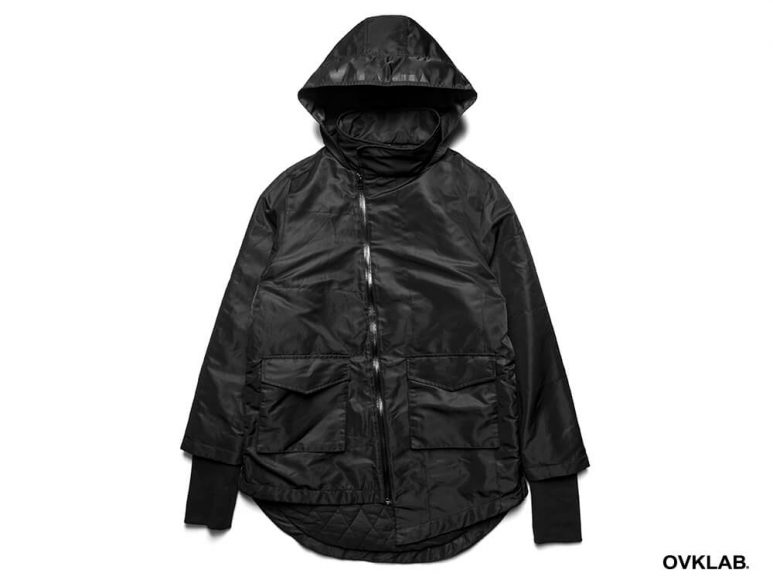 OVKLAB 16 AW Hooded Down Jacket (4)