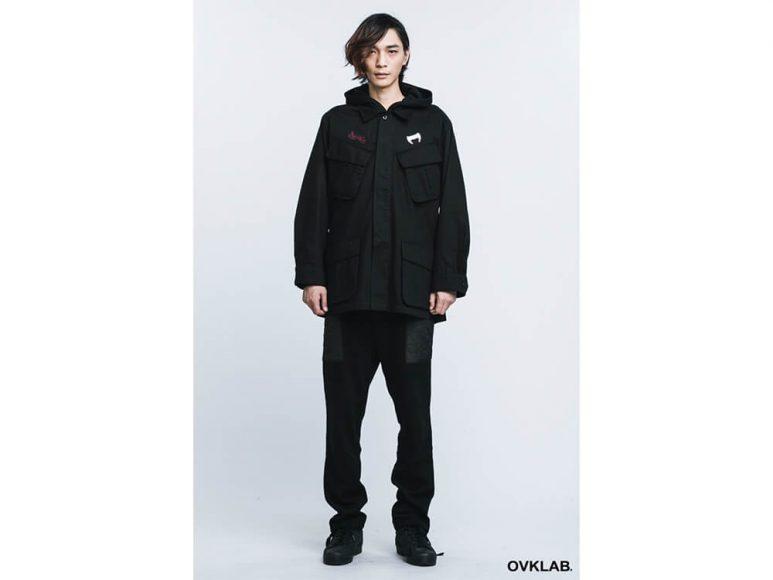 OVKLAB 16 AW Jungle Jacket (1)