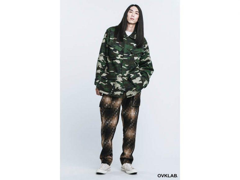 OVKLAB 16 AW Jungle Jacket (10)