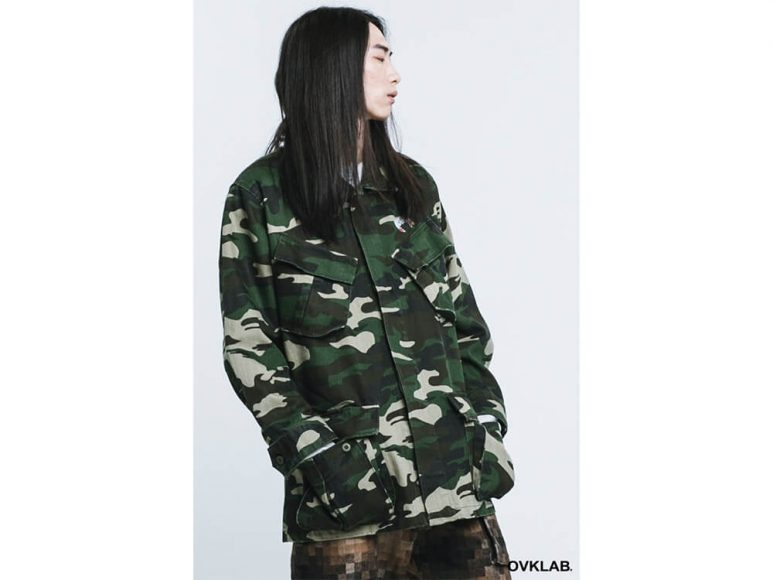 OVKLAB 16 AW Jungle Jacket (11)