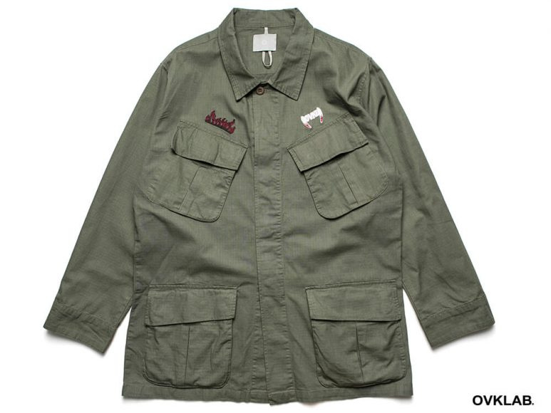 OVKLAB 16 AW Jungle Jacket (13)