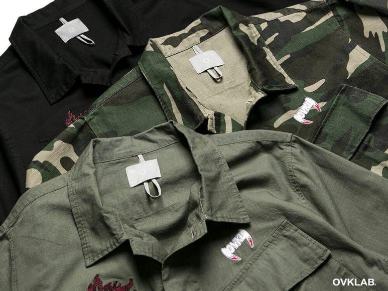 OVKLAB 16 AW Jungle Jacket (15)