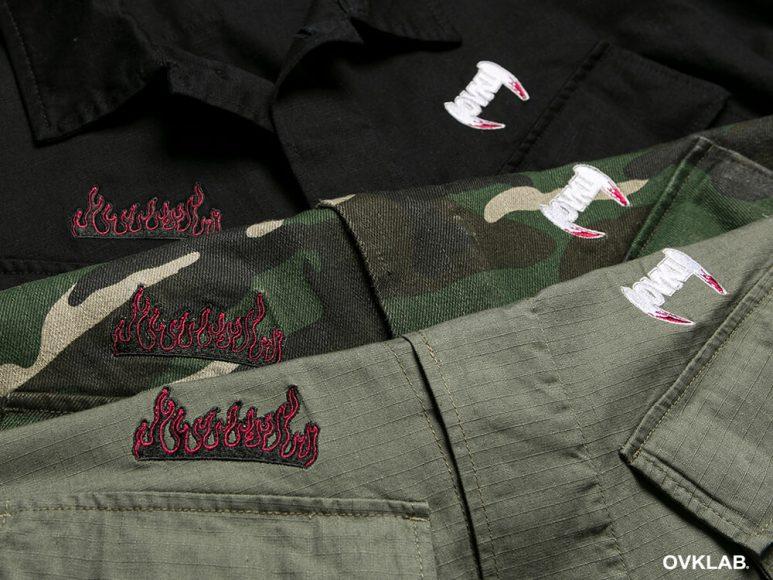OVKLAB 16 AW Jungle Jacket (16)