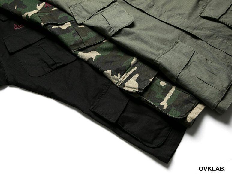 OVKLAB 16 AW Jungle Jacket (18)