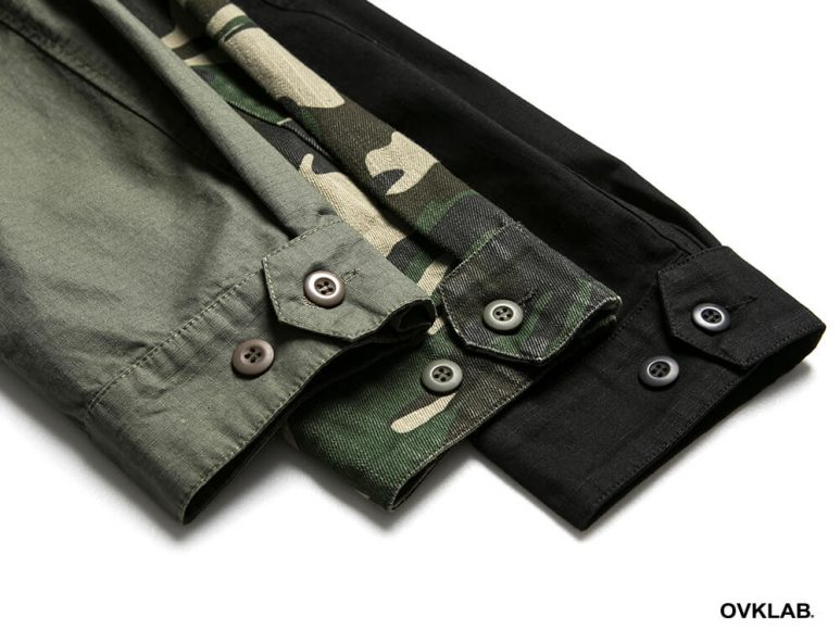 OVKLAB 16 AW Jungle Jacket (19)