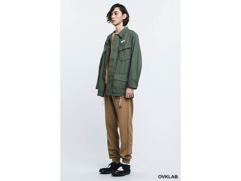 OVKLAB 16 AW Jungle Jacket (8)