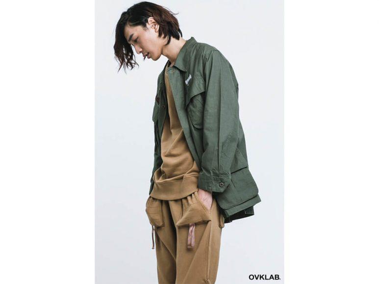 OVKLAB 16 AW Jungle Jacket (9)