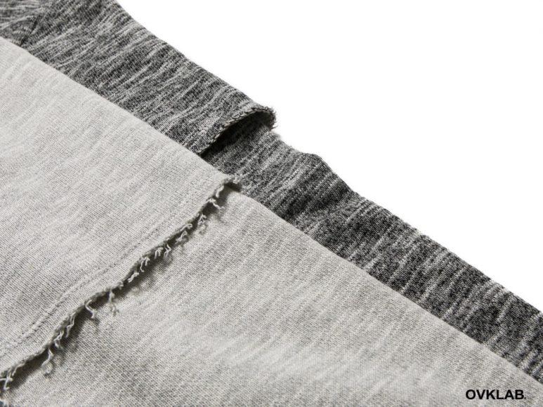 OVKLAB 16 AW Layered Sweatshirt (10)