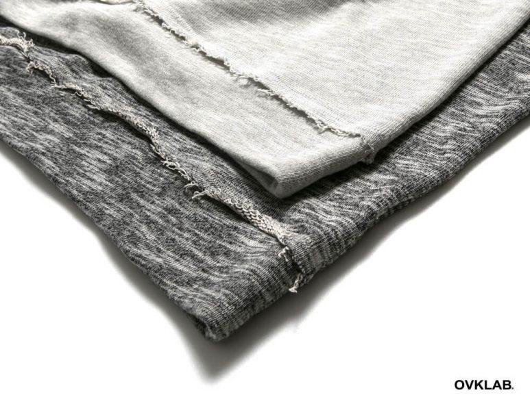 OVKLAB 16 AW Layered Sweatshirt (11)