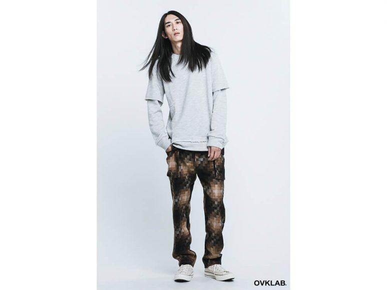 OVKLAB 16 AW Layered Sweatshirt (4)