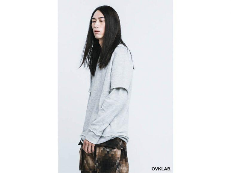 OVKLAB 16 AW Layered Sweatshirt (6)